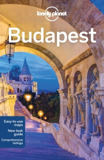 Lonely Planet Budapest 6.