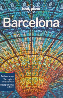 Lonely Planet Barcelona 10.