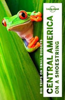 Lonely Planet Central America on Shoestring 9.