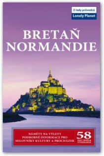 Lonely planet (Svojtka) Bretaň a Normandie