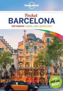 Lonely Planet Barcelona Pocket Guide 5.