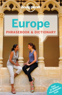 Lonely Planet Europe Phrasebook 3.