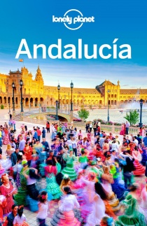 Andalucia / průvodce Lonely Planet (anglicky)