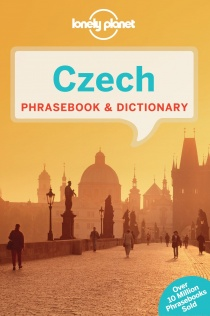 Lonely Planet Czech phrasebook 3.