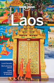 Laos / průvodce Lonely Planet (anglicky)