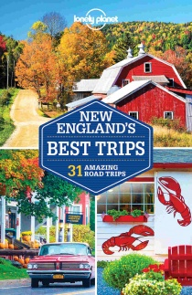 New England Best Trips / průvodce Lonely Planet (anglicky)