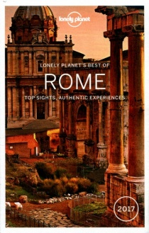 Rome L&P Best of / průvodce Lonely Planet (anglicky)