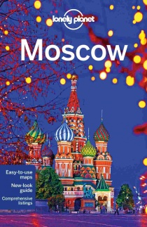 Moscow / průvodce Lonely Planet (anglicky)