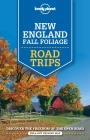 New England Fall Foliage Road Trips / průvodce Lonely Planet (anglicky)