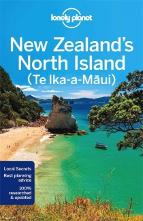 New Zealand`s North Island / průvodce Lonely Planet (anglicky)
