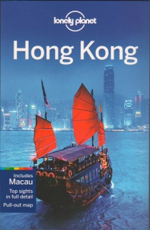 Hong Kong / průvodce Lonely Planet (anglicky)
