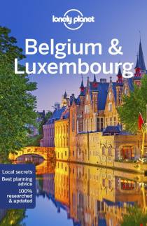 Belgium & Luxembourg / průvodce Lonely Planet (anglicky)