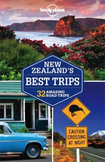 New Zealand's Best Trips / průvodce Lonely Planet (anglicky)