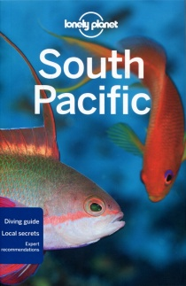 South Pacific / průvodce Lonely Planet (anglicky)