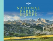 National Parks of Europe / průvodce Lonely Planet (anglicky)