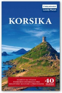 Lonely planet (Svojtka) Korsika 3.