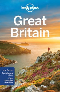 Great Britain / průvodce Lonely Planet (anglicky)