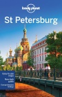 St. Petersburg / průvodce Lonely Planet (anglicky)