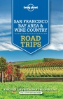 San Francisco & Wine Country Road Trips / průvodce Lonely Planet (anglicky)