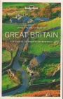 Great Britain LP'S Best of / průvodce Lonely Planet (anglicky)