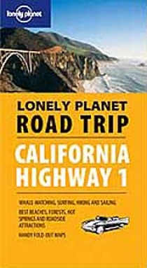 California Highway / průvodce Lonely Planet (anglicky)