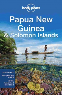 Papua New Guinea & Solomon Island / průvodce Lonely Planet (anglicky)