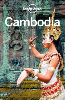 Cambodia / průvodce Lonely Planet (anglicky)