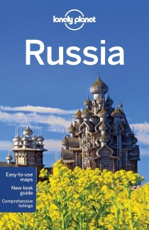 Russia / průvodce Lonely Planet (anglicky)