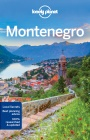 Montenegro / průvodce Lonely Planet (anglicky)