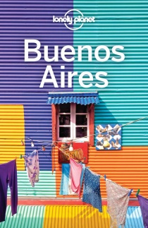 Buenos Aires / průvodce Lonely Planet (anglicky)