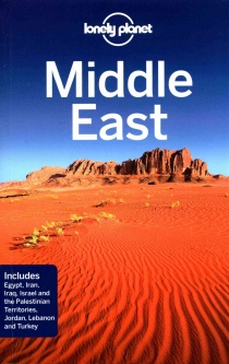Middle East / průvodce Lonely Planet (anglicky)