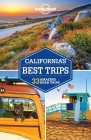 California Best Trips / průvodce Lonely Planet (anglicky)
