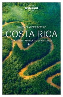 Costa Rica LP'S Best of / průvodce Lonely Planet (anglicky)
