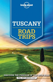 Tuscany Road Trips / průvodce Lonely Planet (anglicky)