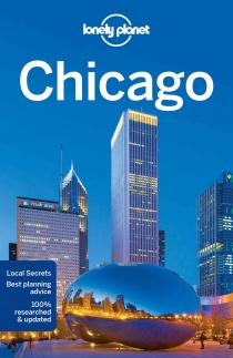 Chicago / průvodce Lonely Planet (anglicky)
