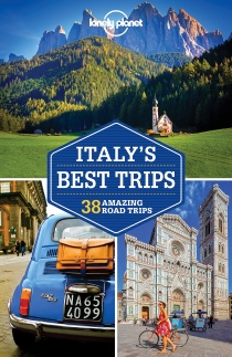 Italy's Best Trips / průvodce Lonely Planet (anglicky)