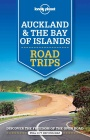 Auckland & Bay of Islands Road Trips / průvodce Lonely Planet (anglicky)