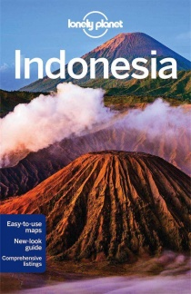 Indonesia / průvodce Lonely Planet (anglicky)