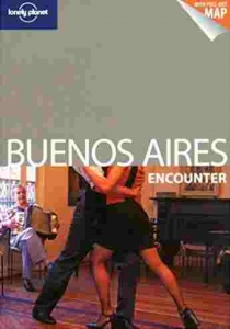 Buenos Aires Encounter / průvodce Lonely Planet (anglicky)