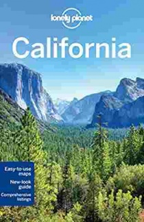 California / průvodce Lonely Planet (anglicky)